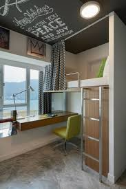 bedroom furniture contractstudentbedroomfurniture: student apartment in hong kong loft bed and desk