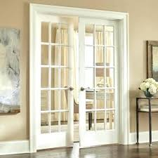 Interior Wood French Doors For Closet Interior Wood French Doors For