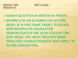 ap literature essay questions beowulf grendel edu essay