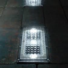 Monoblock Lights Paverlight Solar Brick Lights Set Of 2