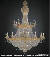 asfour crystal empire chandelier ch6714 135 full lead crystal