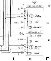 tail light wiring diagram 1991 volvo 240 tail light wiring diagram 1991 volvo 240 tail 1991 volvo 240 tail light