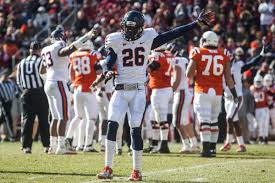 2013 Virginia Football Roster Profile Maurice Canady