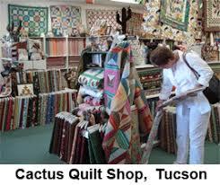 Arizona Quilt Shops - Quilters' Travel Companion &  Adamdwight.com