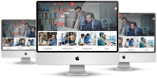 One Page Website Template Amazing LT Finex Onepage Free One Page Joomla Financial Template