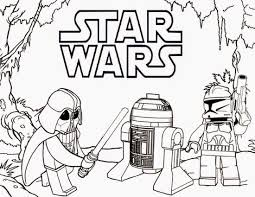 Printable Lego Coloring Pages Star Wars Silhouette Projects Lego