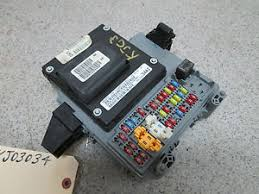 jeep liberty fuse box relay center body control computer module image is loading 04 jeep liberty fuse box relay center body
