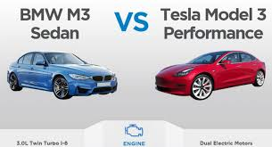 Bmw Model Chart Tesla Model 3 Performance Is The M3 Rival Bmw Never