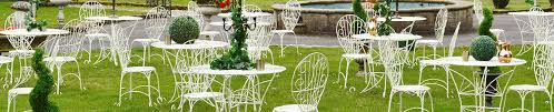 Garden metal furniture Armchair Garden Furniture Wayfair Garden Furniture Black Country Metal Works