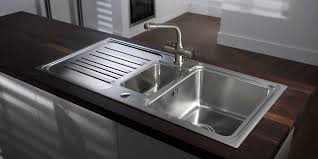 best stainless steel sinks in collection with incredible types of kitchen ideas counters cabinets cabinet door file