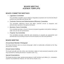Agenda Template Doc Vendor Meeting Agenda Template Beautiful