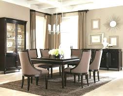 modern upholstered dining room chairs. Plain Dining Contemporary Dining Room Sets Added White Upholstered Chairs High Back Modern  Table Design Black Finished Round Cha To T