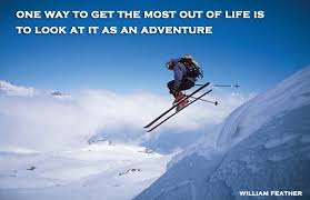 Image result for skiing quotes