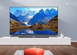 tv 70 inch. xiaomi mi tv 3 with 70-inch 4k display launched tv 70 inch