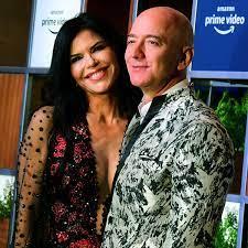 Jeff Bezos's new beau Lauren Sanchez ...