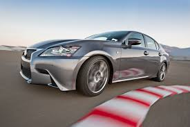 2013 Lexus GS 350 F Sport unveiled - Automotorblog