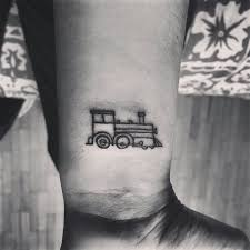 <b>Cute train</b> outline tattoo | Train tattoo, Tattoos, Mini tattoos