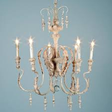 je t aime chandelier 6 light