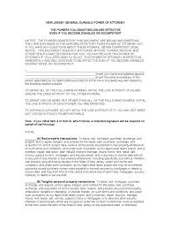 You do not need to drive to your local social security office or wait for an appointment with a social security representative. New Jersey Power Of Attorney Form Free Templates In Pdf Word Excel To Print