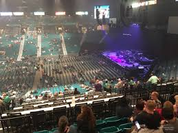 Mgm Grand Garden Arena Section 214 Rateyourseats Com