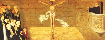 Image result for Jesus crucified cranach