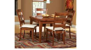 square dining table sets. Melbourne Tobacco 5 Pc Square Dining Set Table Sets U