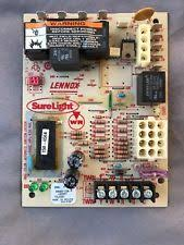 lennox surelight control board. lennox surelight 50a65-120 furnace control circuit board 12l6901 lennox surelight h
