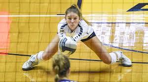 Ava Richards - Volleyball - West Virginia University Athletics