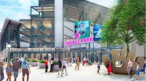 T Mobile Seating Chart Seattle Mariners Map Out 30m T Mobile Park Upgrade Plan Ballpark