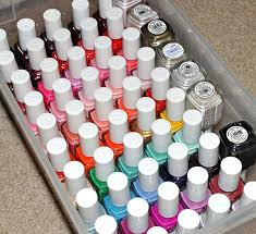 nail polish organizer box 8 nail polish organizer ideas you ll want to copy immediately nail nail polish organizer