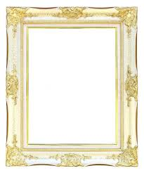 white and gold picture frame white gold picture frame white and gold picture frame
