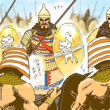 Image result for The Battle of Pelusium: A Victory Decided by Cats