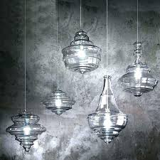 blown glass pendant lighting inspiring for kitchen fish espan us with lights inspirations 1
