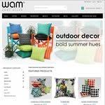 Small Picture WAM Warehouse Sale Jason Onkaparinga Pillows from 5 Quilts