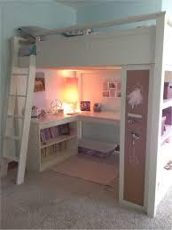 Image John Lewis Muhalifbaski Loft Bed With Desk And Storage Amazon Kids Australia