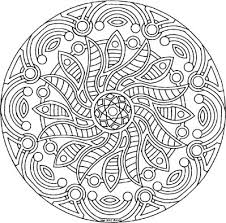 Small Picture Bring These 15 Magnificent Free Mandala Templates To Life With