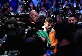 Conor vs khabib ufc walkouts promo from crowd 229 4k irish vs russian. Khabib Nurmagomedov S Manager Slams Conor Mcgregor Daily Mail Online