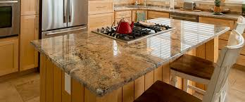granite for the active kitchen