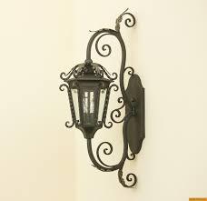 mediterranean outdoor lighting. Zoom · Mediterranean Wrought Iron Outdoor Wall Light Lighting C
