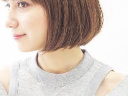 きりっぱなしボブです可愛い髪型にはカット技術が必要です可愛い