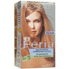L Oreal Feria Multi Faceted Shimmering