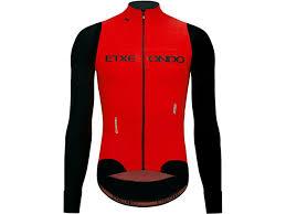 Etxeondo Size Chart Etxeondo Teknika Jacket Men Red