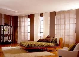 living room window treatments for large windows. budget blinds floor to ceiling vertical panels. panel track window treatments living room for large windows n