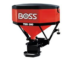 boss snowplow tailgate spreaders salt spreader sand spreader tgs 600 front