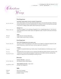 Resume For Makeup Artist Wikirian Com