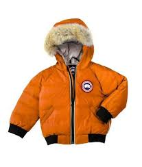 Canada Goose Reese Bomber Sunset Orange Baby s,canada goose clearance  coat,authentic quality