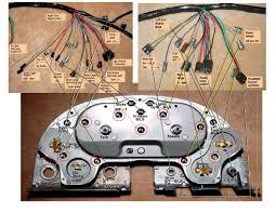 gauge wiring harness solidfonts mustang engine gauge wire v8 1966 cj pony parts tpi gauges wiring harness diagram nilza net