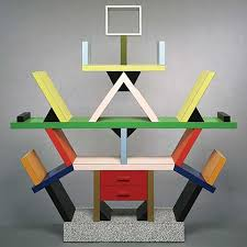 memphis design furniture. the memphis groupu0027s carlton bookcase design furniture