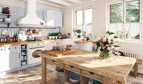 25+ Cozy Farmhouse Kitchen Ideas