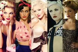 Pin Ups Hair Style to modern pinup styles you need to know 2769 by wearticles.com